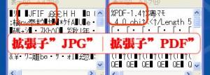 PDFファイルは%PDF