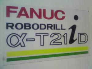 ROBODRILL α-T21iD